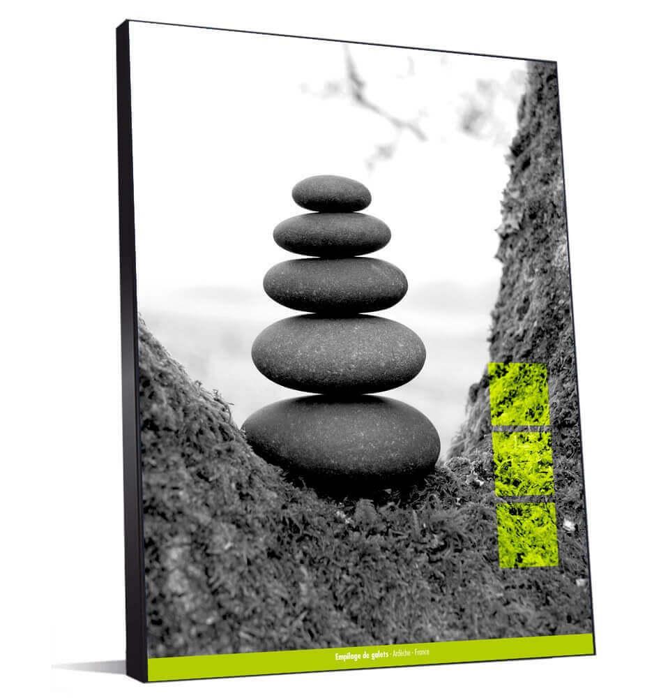 Tableau Zen par Nature