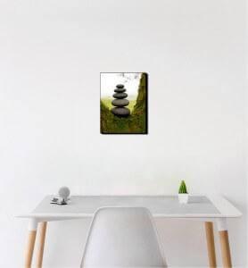 Petit Tableau Zen par Nature