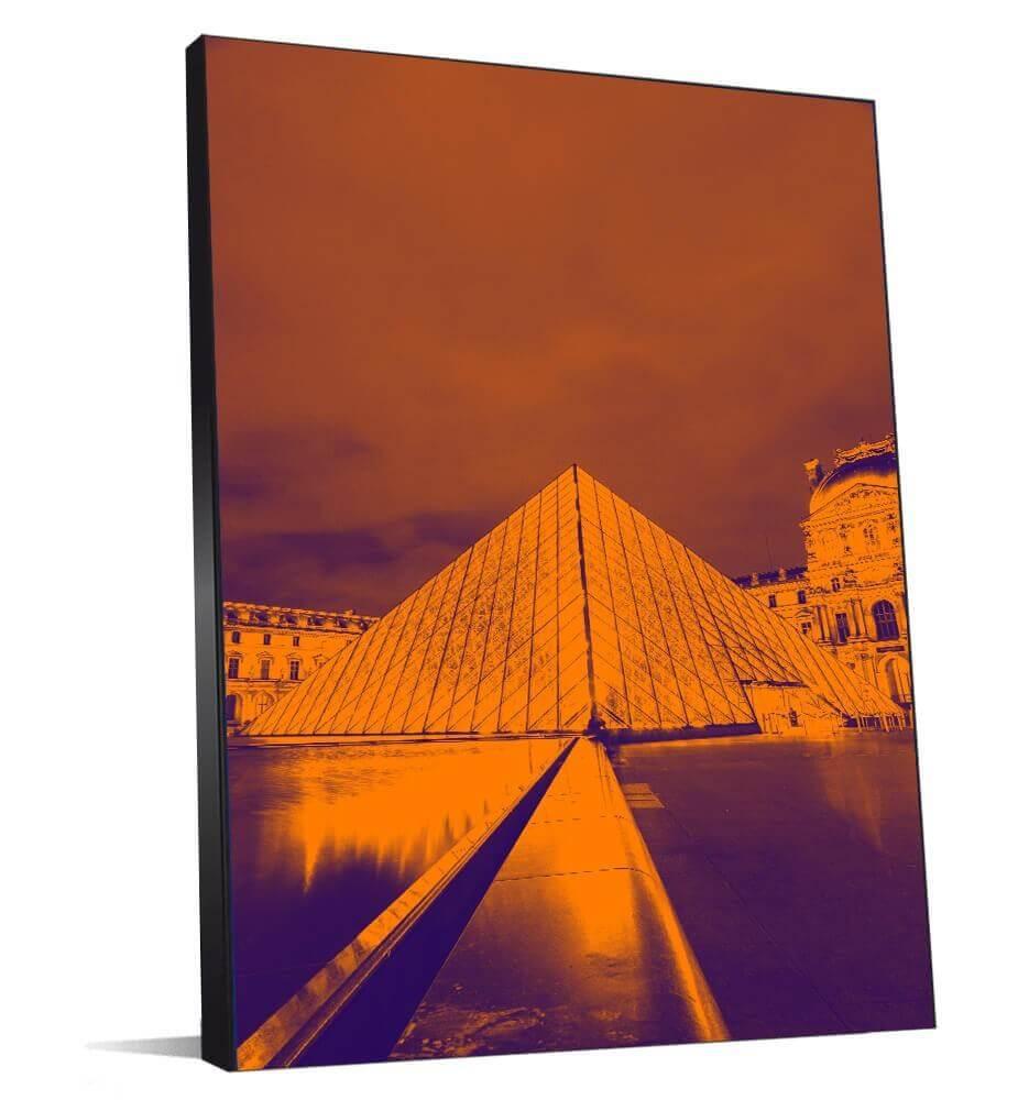 Série de tableaux parisiens
