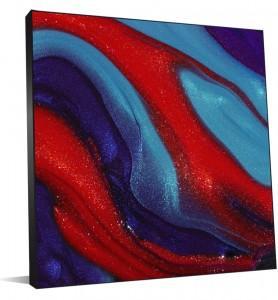 Peinture abstraite pour décoration
