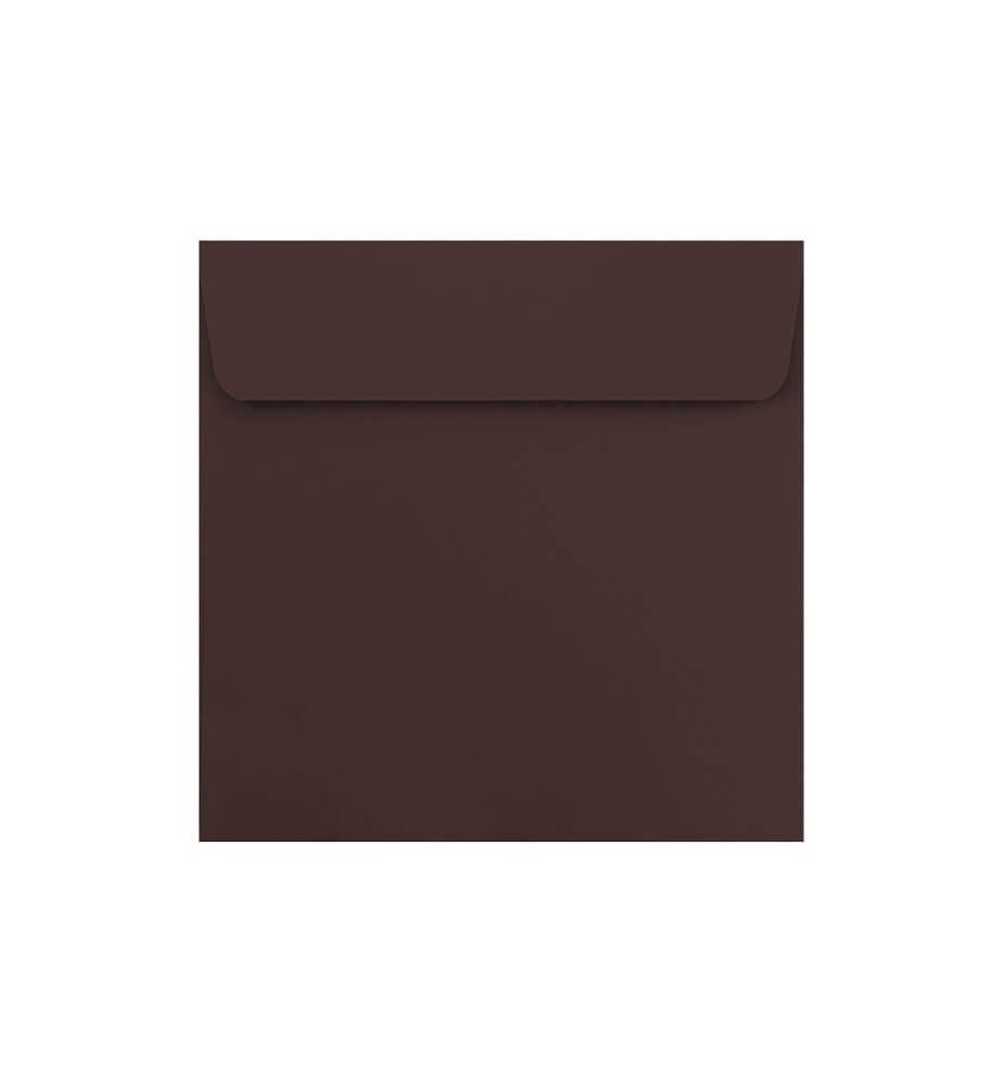 Enveloppes chocolat luxe
