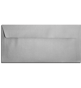 Verso Enveloppes argent luxe