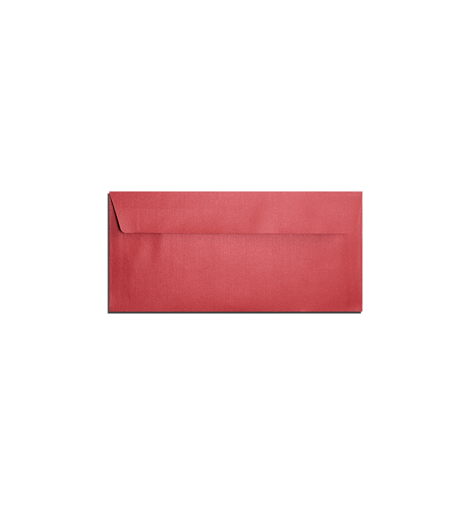 Enveloppes rouge luxe
