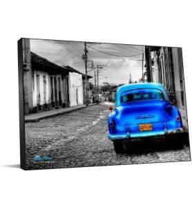 Tableau Vieille voiture à Cuba