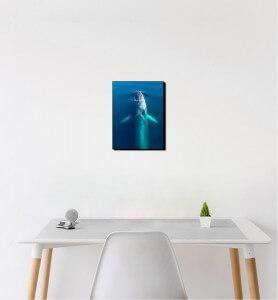 Petit Tableau au-dessus de la Baleine bleue