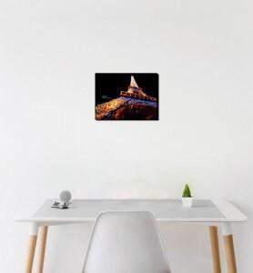 Petit Tableau décoration Eiffel effect