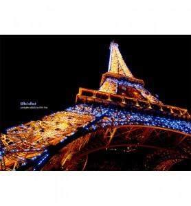Tableau décoration Eiffel effect