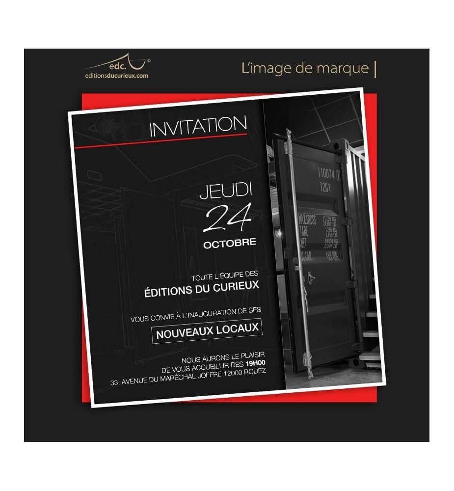 Ecard invitation inauguration