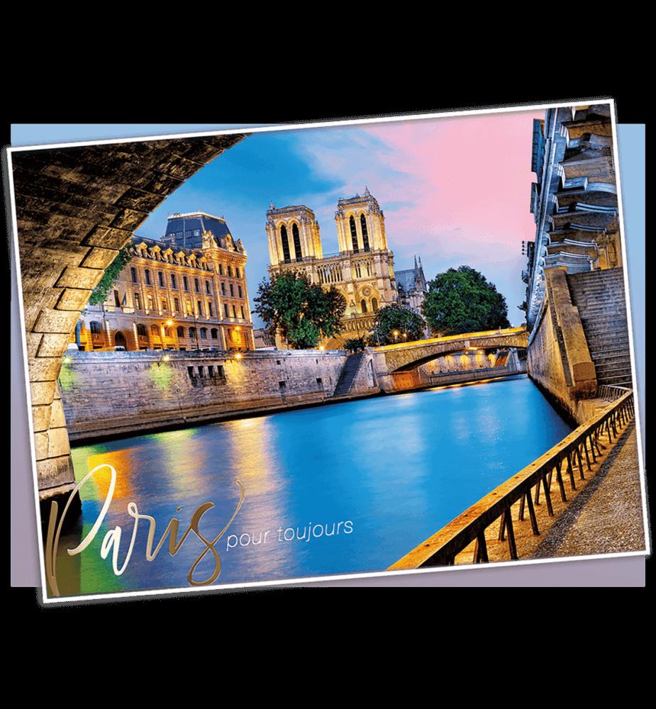 Ecard entreprise notre chère dame de Paris