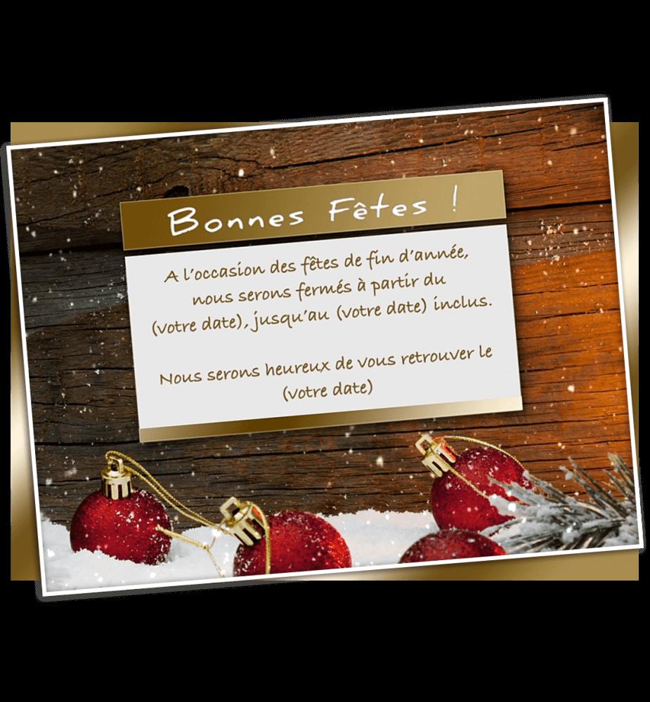 Ecard Noël