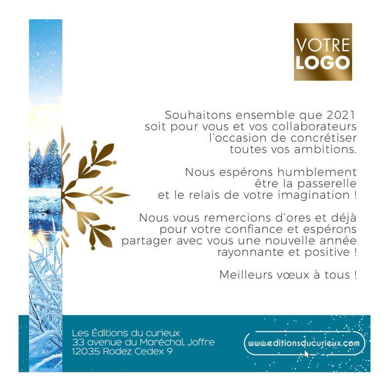 Texte De Voeux Original Professionnel Exemple De Message Entreprise