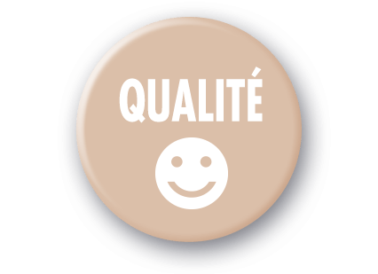 N°1 sur la qualité