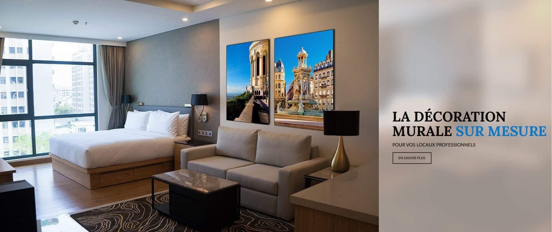 Découvrez la collection décoration pour hotels et restaurants