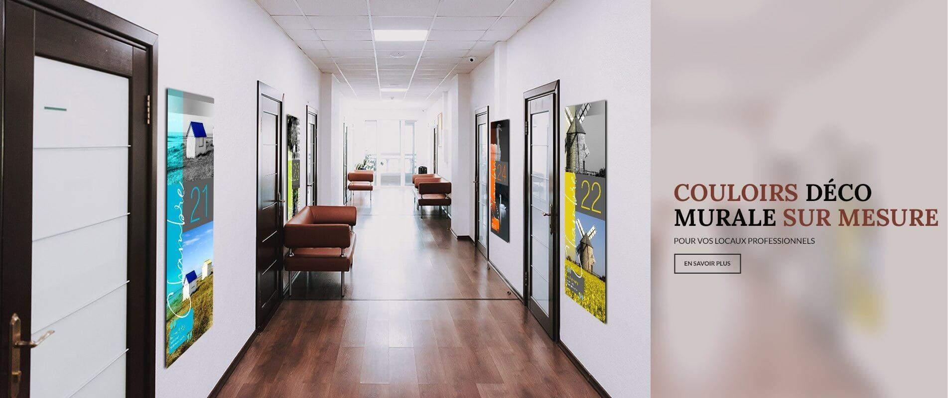 Demandez-nous un avis pour vous aider dans la décoration sur mesure de vos bureaux