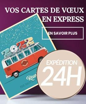Cartes de vœux express